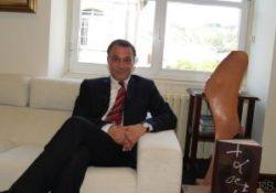 L'assessore alla cultura della Galizia, Varela Fariña, arriva a Trento