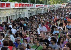 Tanti grandi scrittori italiani alla Fiera del Libro di Madrid
