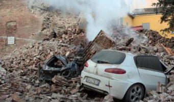 Terremoto in Emilia Romagna: sette le vittime accertate. E la terra continua a tremare.