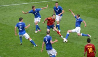 Italia – Spagna: il duello finale