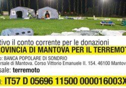 Mantovani nel Mondo: appello per la costituzione di un Comitato S.O.S. Terremoto