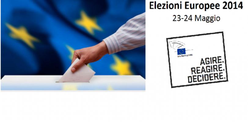 """Elezioni Europee 2014 – """"Scegli chi guiderà l'Europa"""" – chi e come votare."""