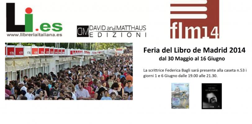 73^ Fiera del Libro di Madrid – intervista ad Elisabetta Flumeri & Gabriella Giacometti