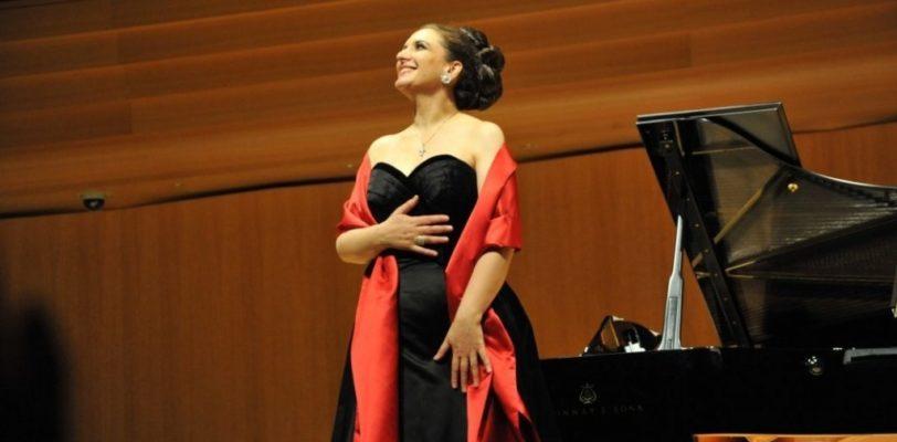 Norma Fantini interpreta Tosca nel Gran Teatro di Córdoba