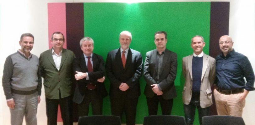 Prima riunione del Comitato Scientifico della Dante di Malaga