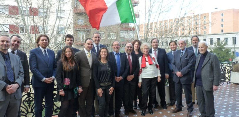 Il Com.It.Es Madrid incontra i Vice Consoli Onorari