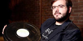Antonello Novellino, regista italiano a Madrid.