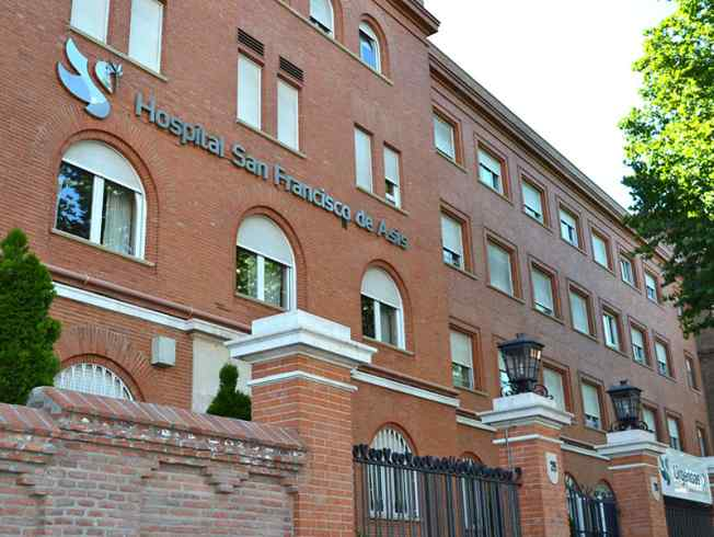 Il servicio m dico quir rgico de madrid e di for Hospital de dia madrid