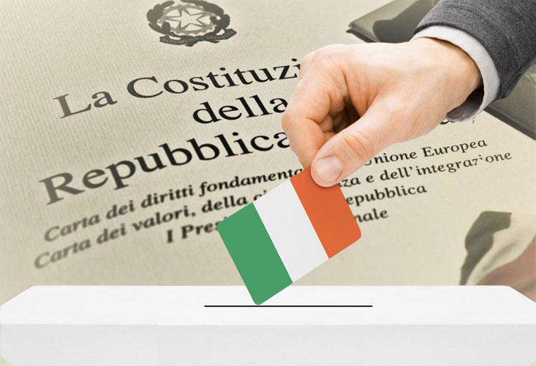 L'Italia di fronte al referendum costituzionale: Le ragioni del SÌ