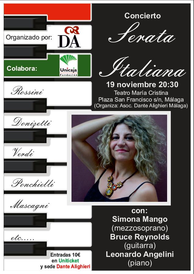 Autunno all'insegna del cinema e la musica italiana a Malaga