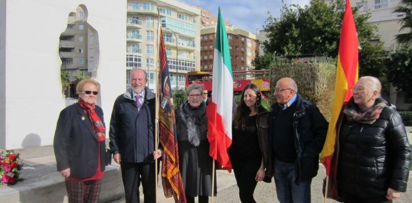 Gli italiani a Malaga ricordano gli emigranti di tutto il mondo