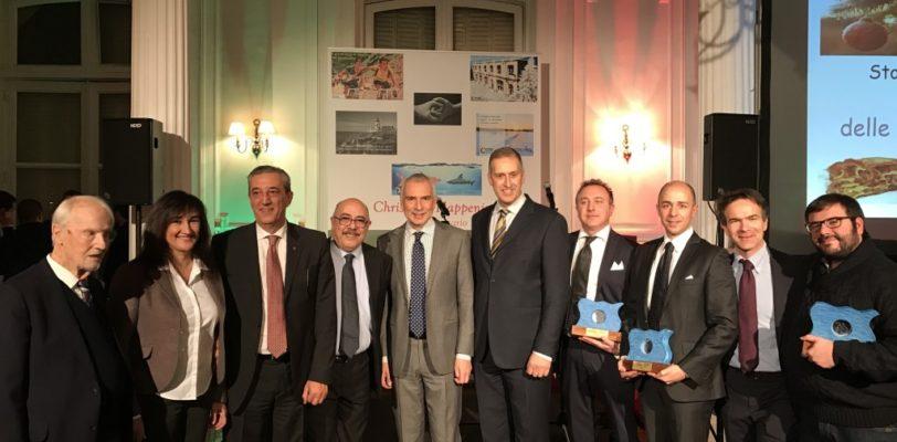 XXII edizione dei Premi alla Italianità del Comites Madrid