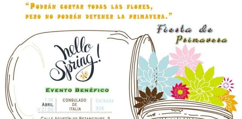 Hello Spring. La SIB da il benvenuto alla primavera