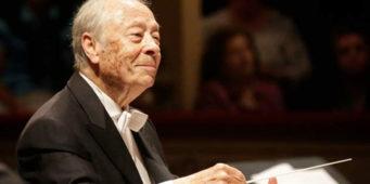 Lutto nel mondo della musica: è morto il Maestro Alberto Zedda