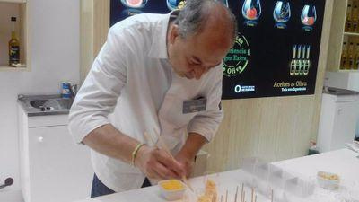 Fabio Gasparini chef veneziano a Madrid, con Laboratorio Italiano la cucina italiana a casa tua