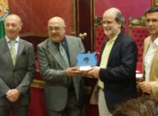 Andrea Marcon, Premio alla Italianità 2017 per la Cultura del Com.It.Es di Madrid