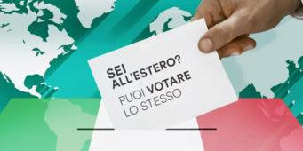 Come votano gli elettori italiani residenti all'estero?