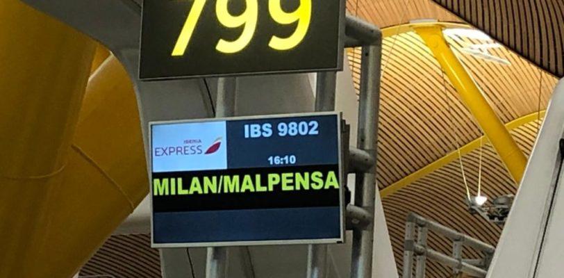 215 italiani tornano a casa con un volo charter di rimpatrio grazie al Com.It.Es. di Madrid