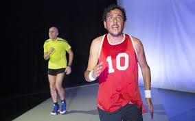 Teatro italiano a Madrid: Maratona di New York