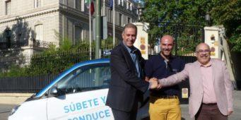 Car2go parla italiano in Spagna. Un altra convenzione firmata dal Comites di Madrid