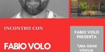 """ITALIA ALTROVE MADRID PRESENTA FABIO VOLO E IL SUO ULTIMO ROMANZO """"UNA GRAN VOGLIA DI VIVERE"""""""