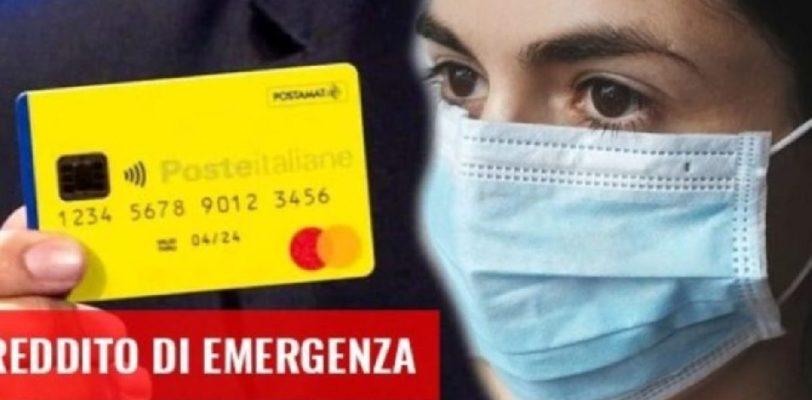 Reddito di emergenza, dal 10 novembre possibile presentare la nuova domanda