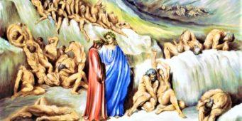 Francesco Ferraris artista e pittore innamorato della poesia di Dante Alighieri
